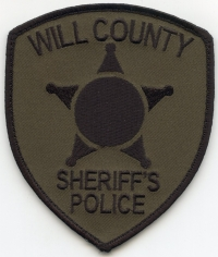 IL Will County Sheriff005
