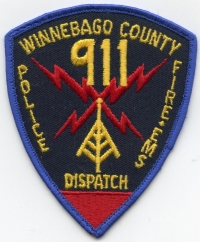 IL Winnebago County Sheriff Dispatcher001