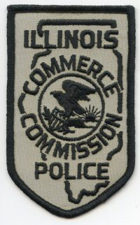 IL Illinois State Commerce Commission Police001