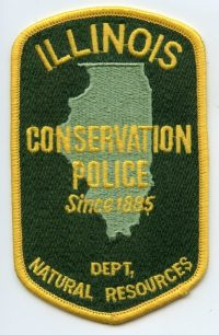 IL Illinois State Conservation Police001
