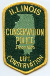 IL Illinois State Conservation Police002