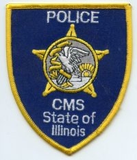 IL Illinois State Department of Central Management Services Police001