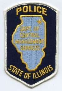 IL Illinois State Department of Central Management Services Police002