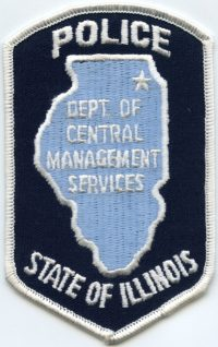 IL Illinois State Department of Central Management Services Police003