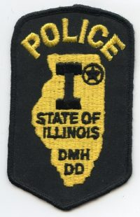 IL Illinois State Department of Mental Health Police001