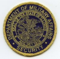 IL Illinois State Department of Military Affairs Security001
