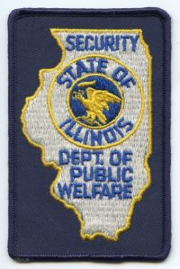 IL Illinois State Department of Public Welfare Security001