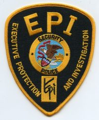 IL Illinois State Executive Protection And Investigation Security Police001