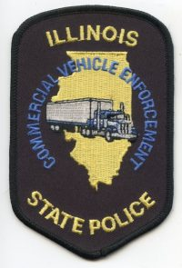 IL Illinois State Police Commercial Vehicle Enforcement001