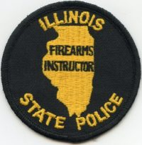IL Illinois State Police Firearms Instructor001