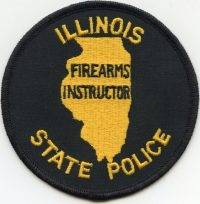 IL Illinois State Police Firearms Instructor002