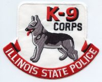 IL Illinois State Police K-9 Corps001