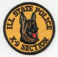 IL Illinois State Police K-9 Section001