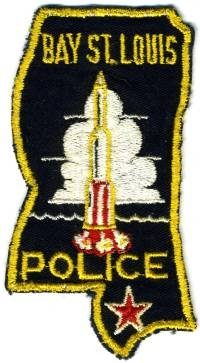 MS,Bay Saint Louis Police001