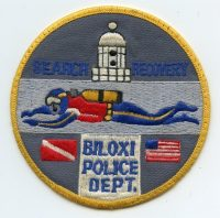 MS,Biloxi Police Search Recovery001