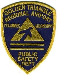 MS,Columbus Police Golden Triangle Regional Airport001