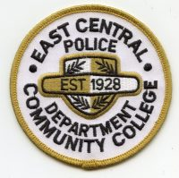 MS,East Central Community College Police001