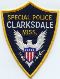 MS,Clarksdale Special Police001