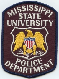 MS,Mississippi State University Police002