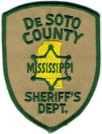 MS,A,De Soto County Sheriff001