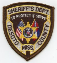 MS,A,De Soto County Sheriff003