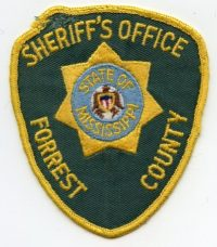 MS,A,Forrest County Sheriff001