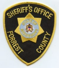 MS,A,Forrest County Sheriff002