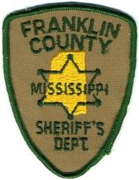 MS,A,Franklin County Sheriff001