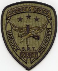 MS,A,Hancock County Sheriff SWAT001