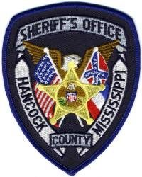 MS,A,Hancock County Sheriff001