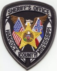 MS,A,Hancock County Sheriff002