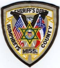 MS,A,Humphreys County Sheriff001