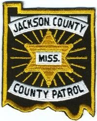MS,A,Jackson County Sheriff County Patrol001
