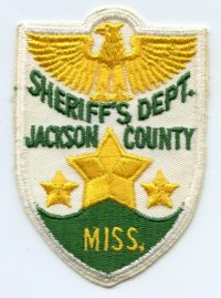 MS,A,Jackson County Sheriff