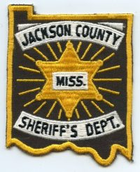 MS,A,Jackson County Sheriff003