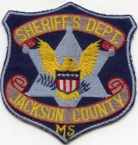 MS,A,Jackson County Sheriff004