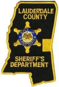 MS,A,Lauderdale County Sheriff001