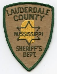 MS,A,Lauderdale County Sheriff003