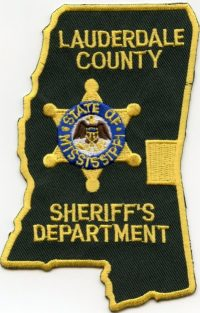MS,A,Lauderdale County Sheriff004