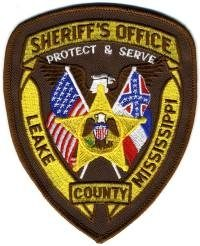 MS,A,Leake County Sheriff001