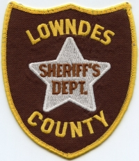 MS,A,Lowndes County Sheriff001