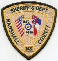 MS,A,Marshall County Sheriff004
