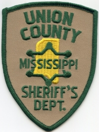 MS,A,Union County Sheriff001