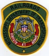 MS,AA,State Dept of Transportation Railroads001