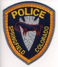 CO,SPRINGFIELD POLICE 3