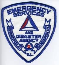 IL,SPRINGFIELD POLICE EMERGENCY SERVICS 1