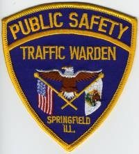 IL,SPRINGFIELD Public Safety Traffic Warden001