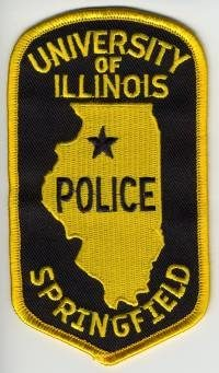 IL,UNIVERSITY OF ILLINOIS SPRINGFIELD POLICE 1