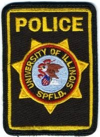 IL,UNIVERSITY OF ILLINOIS SPRINGFIELD POLICE 2