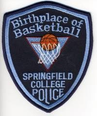 MA,SPRINGFIELD POLICE COLLEGE 1